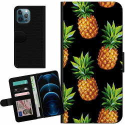 Apple iPhone 12 Pro Billigt Fodral Ananas