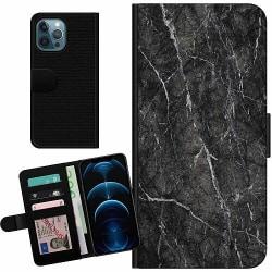 Apple iPhone 12 Pro Billigt Fodral Marmor