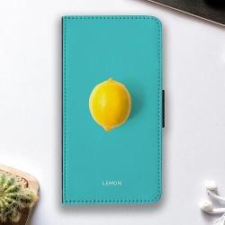 Samsung Galaxy A02s Fodralskal Lemon