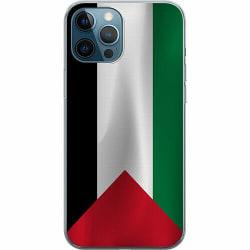 Apple iPhone 12 Pro Mjukt skal - Palestina Flagga