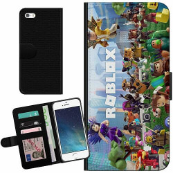 Apple iPhone 5 / 5s / SE Billigt Fodral Roblox