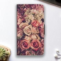 Apple iPhone 5 / 5s / SE Fodralskal Blommor