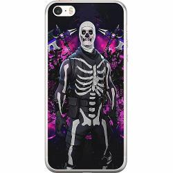 Apple iPhone 5 / 5s / SE Mjukt skal - Fortnite