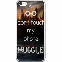 Apple iPhone 5 / 5s / SE Mjukt skal - Harry Potter