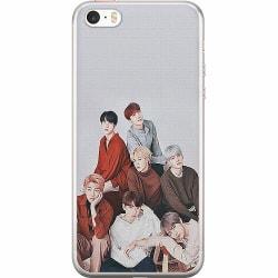 Apple iPhone 5 / 5s / SE Mjukt skal - K-POP BTS