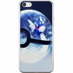 Apple iPhone 5 / 5s / SE Mjukt skal - Pokemon