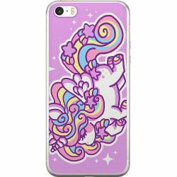 Apple iPhone 5 / 5s / SE Mjukt skal - UNICORN
