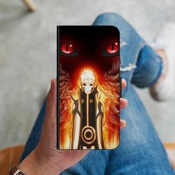 Apple iPhone 5 / 5s / SE Plånboksskal Naruto