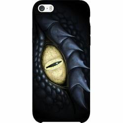 Apple iPhone 5 / 5s / SE Mjukt skal - Drake