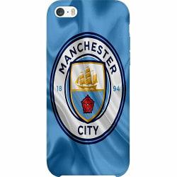 Apple iPhone 5 / 5s / SE Mjukt skal - Manchester City