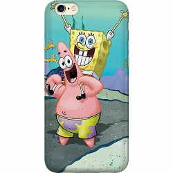 Apple iPhone 6 / 6S Mjukt skal - SpongeBob Fyrkant