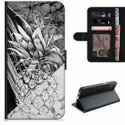 Apple iPhone 12 Pro Lyxigt Fodral Ananas