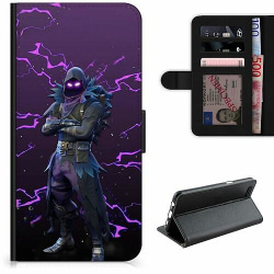 Apple iPhone X / XS Lyxigt Fodral Fortnite