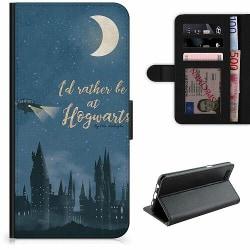 Samsung Galaxy A21s Lyxigt Fodral Harry Potter