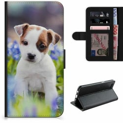 Samsung Galaxy S9 Lyxigt Fodral Hund