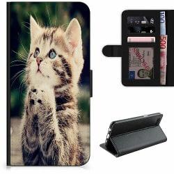 Huawei P20 Pro Lyxigt Fodral Katt