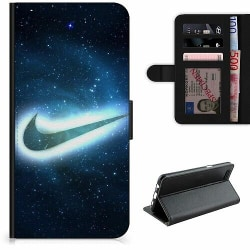 Apple iPhone X / XS Lyxigt Fodral Nike