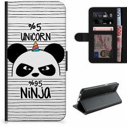 OnePlus 7T Pro Lyxigt Fodral Ninja Panda With A Twist