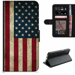 Samsung Galaxy A42 5G Lyxigt Fodral USA