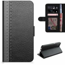 Xiaomi Mi 11 Lyxigt Fodral Black & Grey Leather