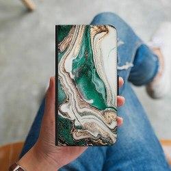 Apple iPhone 7 Plus Plånboksskal Grön