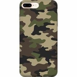 Apple iPhone 7 Plus Thin Case Woodland Camo