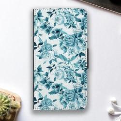Huawei P Smart (2018) Fodralskal Blommor