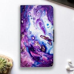 Samsung Galaxy A21s Fodralskal Lila
