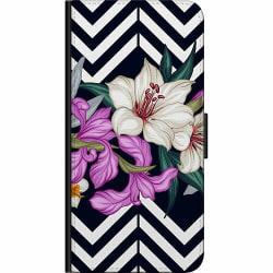 Huawei Honor 10 Fodralväska Blommor