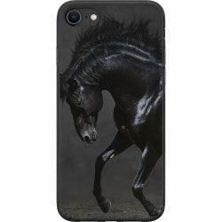 Apple iPhone 8 Mjukt skal - Häst / Horse