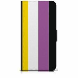 Samsung Galaxy Xcover 3 Plånboksfodral Pride - Non-Binary