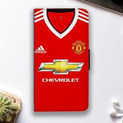 Xiaomi Redmi 9 Fodralskal Manchester United FC