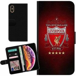 Apple iPhone X / XS Billigt Fodral Liverpool
