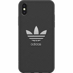 Apple iPhone X / XS Mjukt skal - Adidas