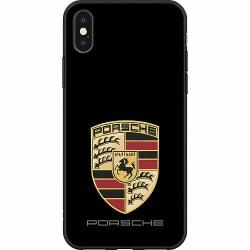Apple iPhone X / XS Mjukt skal - Porsche