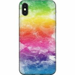 Apple iPhone X / XS Mjukt skal - Pride