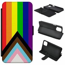 Apple iPhone X / XS Mobilfodral Pride - Progress