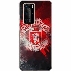 Huawei P40 Pro Mjukt skal - Manchester United FC