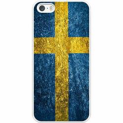 Apple iPhone 5 / 5s / SE Hard Case (Vit) Sverige