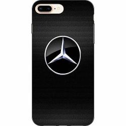 Apple iPhone 7 Plus Mjukt skal - Mercedes