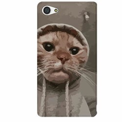 Sony Xperia Z5 Compact Thin Case Cat Called