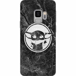 Samsung Galaxy S9 Thin Case Baby Yoda