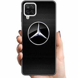 Samsung Galaxy A12 TPU Mobilskal Mercedes