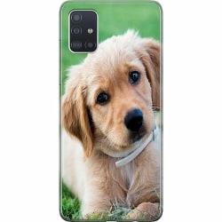 Samsung Galaxy A51 Mjukt skal - Hund