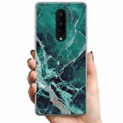 OnePlus 8 TPU Mobilskal Marmor