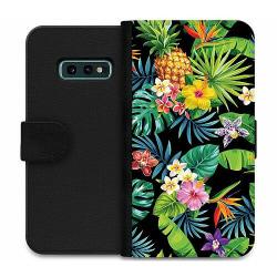 Samsung Galaxy S10e Wallet Case Tropical Vibe