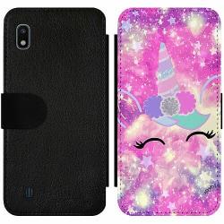 Samsung Galaxy A10 Wallet Slim Case UNICORN
