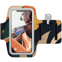 Samsung Galaxy S7 Edge Träningsarmband / Sportarmband -  Pattern