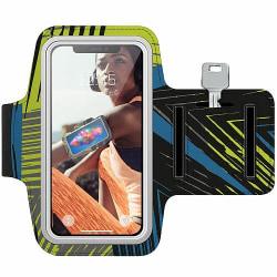 Samsung Galaxy A41 Träningsarmband / Sportarmband -  Pattern