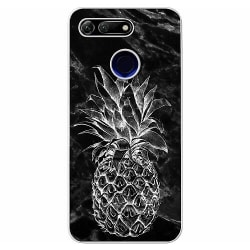 Huawei Honor View 20 Soft Case (Frostad) Ananas